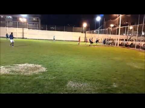 Gol en Quito con la gente de petroamazonas
