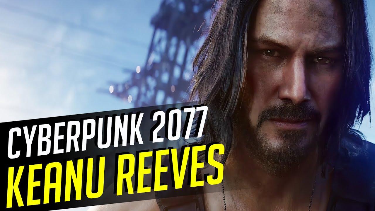 Cyberpunk 2077: Keanu Reeves nel nuovo trailer dell'E3 2019!