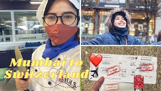 My Journey from India to Switzerland | Culinary School in Europe | Chefie Ankita