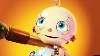 """ROBOTS Clip - """"I'm gonna be a dad!"""" (2005)"""
