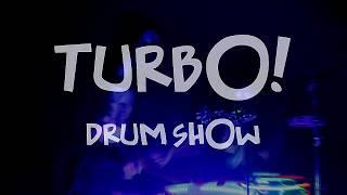 Шоу барабанщиков Turbo Drum Show