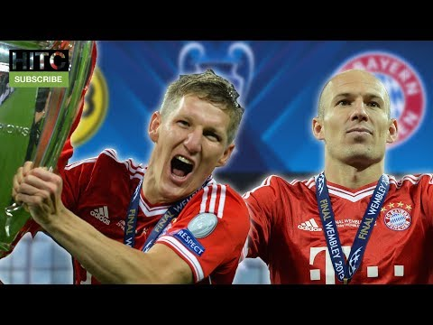 BAYERN MUNICH 2013 CHAMPIONS LEAGUE WINNERS: Where Are They Now?