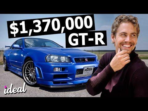 Paul Walker's $1.37m
