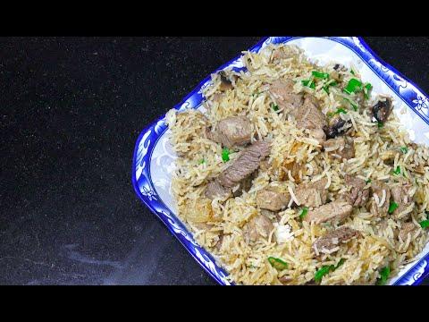 Beef Mushroom Rice - Rib Eye Garlic Mushroom 5 Spice Fried Rice - Youtube