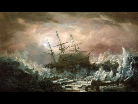 Arctic Expeditions - The Doomed Franklin Mission of 1845