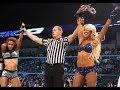 Kelly Kelly & AJ Lee vs Alicia Fox & Natalya (WWE SD! August 19, 2011)