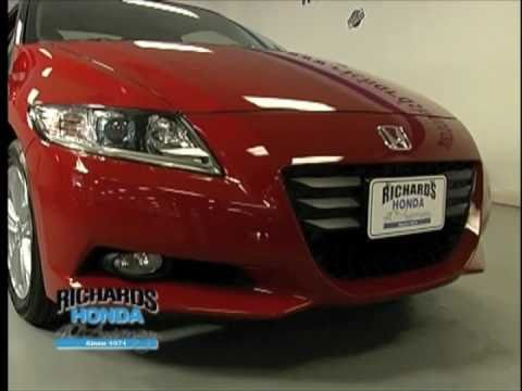 Beautiful 2011 Honda CRZ Sport Hybrid In Baton Rouge, LA | Richards Honda