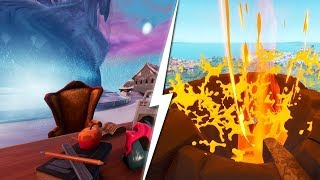 *SEASON 9* FULL EVENT VOLON and BALSA BUTTON OF FORTNITE
