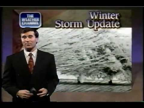 Weather Channel Off Air Superstorm 93 (2of2)