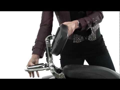 Street Glide - Driver/Passenger Backrest