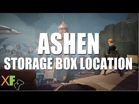Ashen Storage box location thumbnail