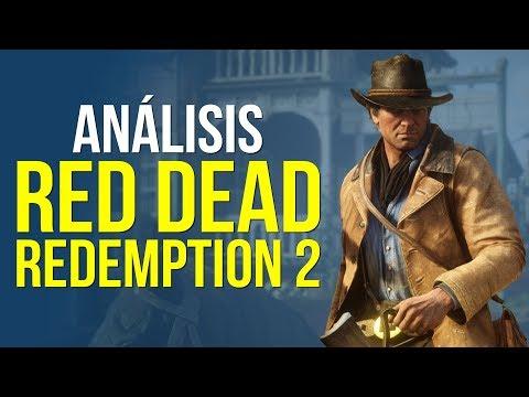RED DEAD REDEMPTION 2, análisis