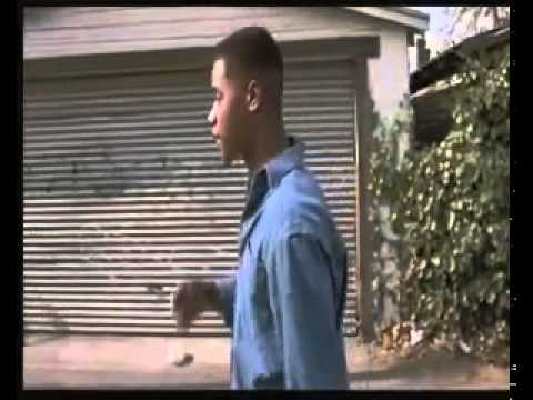 """Boyz in the hood"" Ricky gets shot"