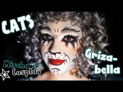 Young \u0026 old Grizabella ~ CATS