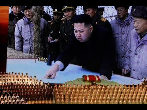 South v North Korea: 68 years of war explained
