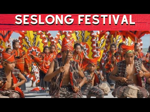 19th SESLONG FESTIVAL 2017 - T'boli South Cotabato