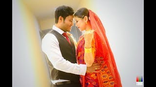 Anamika & Arunjyoti || Wedding Highlights || True Colors
