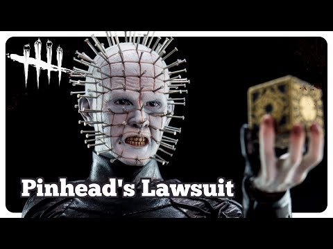 The Pinhead LAWSUIT and DBD-Licensing Situation - Dead by Daylight |
