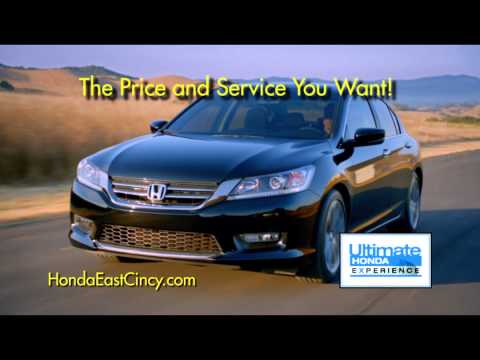 New Honda East With Ultimate Honda Experience