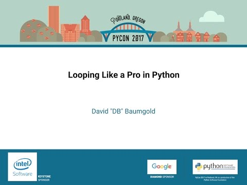 Image from Looping Like a Pro in Python