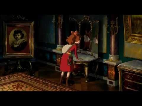 Arrietty y el mundo de los diminutos - Trailer en español