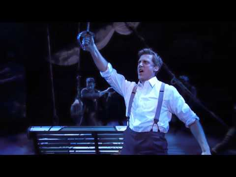 """""""Stronger"""" FINDING NEVERLAND - NORTH AMERICAN TOUR"""