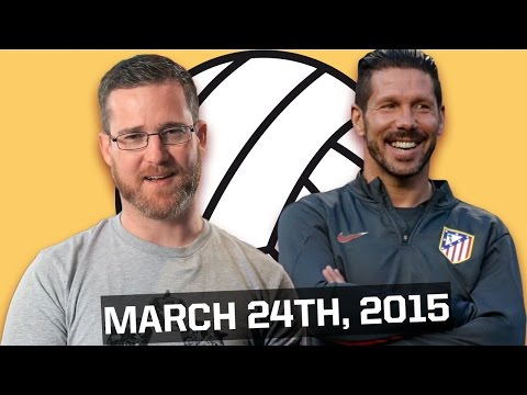Simeone Announces New Contract & New Premier League Foreign Player Limits? (Soccer Morning)