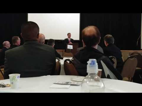 LAPD OPERATIONS VALLEY BUREAU CLERGY SUMMIT 2/22/17