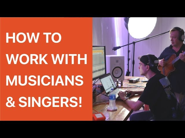 How bedroom producers can CRUSH it with musicians & singers!