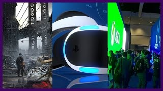 VGU News - The Division Is Number One, PlayStation VR Priced, Microsoft & Sony Cross-Play?