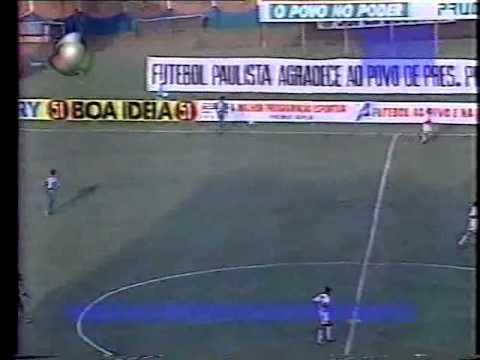 Campeonato Paulista 1996: Palmeiras x São Paulo