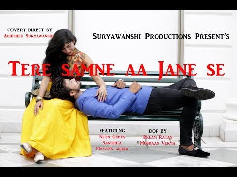 Tere samne aa Jane se  ( COVER ) | Song By  Armaan Malik And Tulsi Kumar  |  Wajah Tum Ho