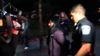 Seattle councilmember Kshama Sawant arrested part 1