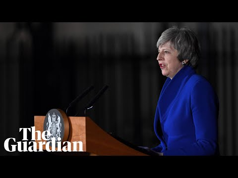 Theresa May makes statement at 10 Downing Street – watch live