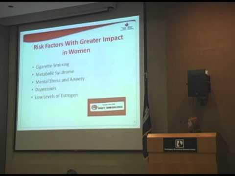 Dr. Tara Jarreau: Women - Heart Disease & Risk Factor Modification