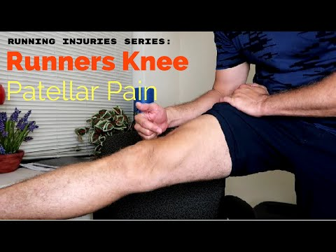 Runners Knee Injuries And How To Fix Them: Part I Patellar Pain