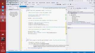 How To: Speech To Text Program in VB C#
