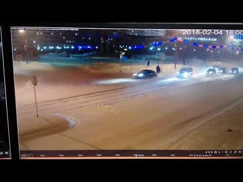 ДТП в Усинске