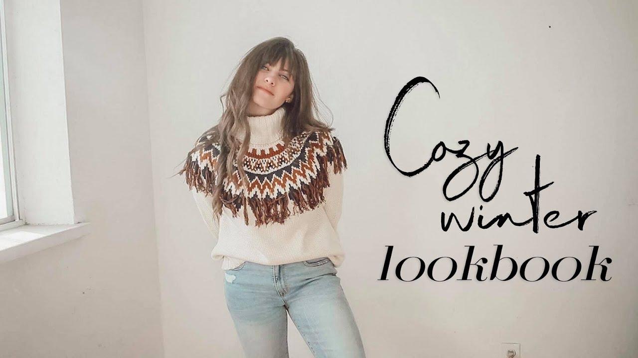COZY WINTER LOOKBOOK | 2018 1