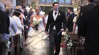 The Wonderful Wedding day of Nicci & David