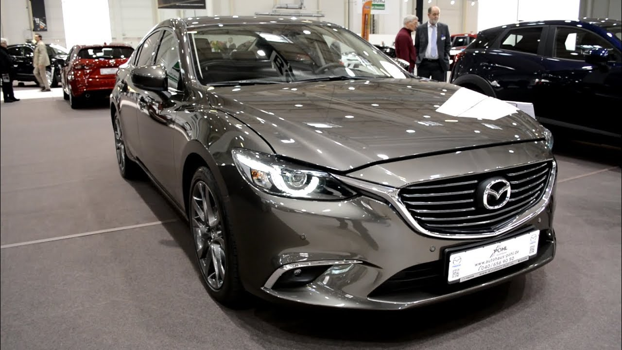 2017 New Mazda 6 Exterior And Interior