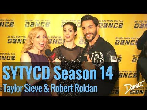 SYTYCD Season 14: Robert Roldan & Taylor Sieve Teaser