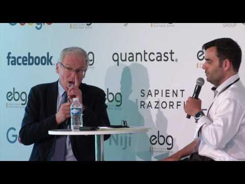 Les grandes Mutations du marché de l'Energie par Jean Bernard LEVY, Président d' EDF