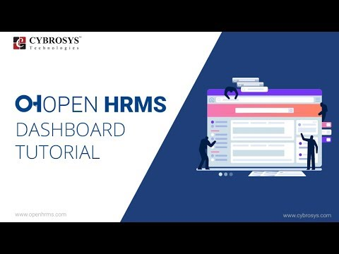 HR Dashboard - OpenHRMS
