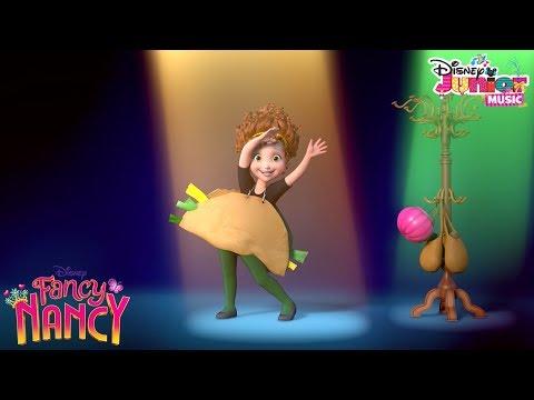 An Exceptional Halloween Music Video | Fancy Nancy | Disney Junior