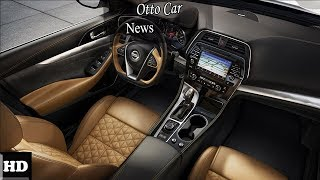 HOT NEWS  !!!!  2018 Nissan Murano Interior and Infotainment Overview
