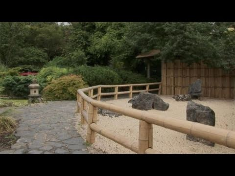 Bon How To Create Japanese Zen Gardens   YouTube