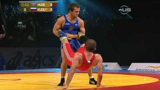 Kudukhov Becomes 60kg World Champion - From Universal Sports