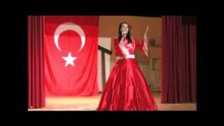 Bayrak Siiri Arif Nihat Asya Sevval UCAR.wmv