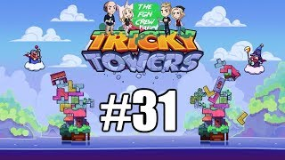 The FGN Crew Plays: Tricky Towers #31 - Style Points